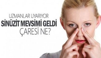 Sinüzit hastalığında doğru bilinen yanlışlar - Vitrin Haber