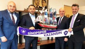 Başkan Özhan Hamza Yerlikaya'yı ziyaret etti - Vitrin Haber