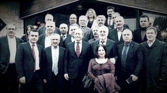Hamzaçebi, Sinop Platformu üyeleriyle bir araya geldi - Vitrin Haber
