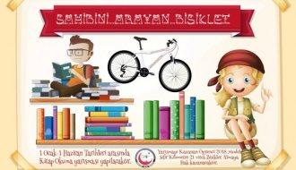 Okuyana bisiklet, yazana harçlık - Vitrin Haber