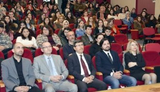 S.Ü.'de Meme kanseri ve uyku konferansı - Vitrin Haber