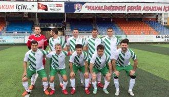 TMVFL Orta Karadeniz Futbol Ligi Sekizinci Hafta Maçları - Vitrin Haber