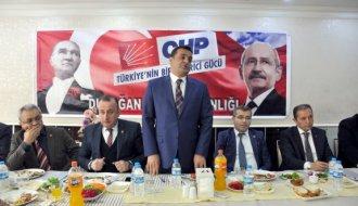 CHP seçim startını Durağan'da verdi - Vitrin Haber