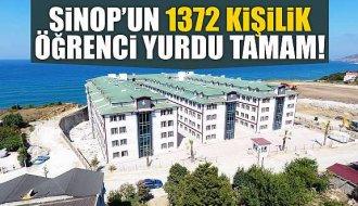 Bin 372 öğrenci kapasiteli KYK yurdu yeni döneme hazır - Vitrin Haber