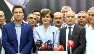 CHP'li 59 İl Başkanından Kılıçdaroğlu'na destek açıklaması - Vitrin Haber