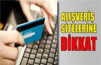 Sahte alışveriş sitelerine dikkat edin - Vitrin Haber