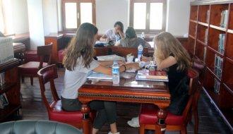 Sinop'ta 83 bin 276 kişi kütüphanelerden yararlandı - Vitrin Haber