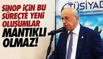 Sinop kendine faydası olmayan bir memleket olmasın - Vitrin Haber