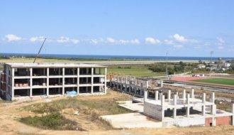 Sinop Üniversitesi kampüsü hızla yükseliyor - Vitrin Haber