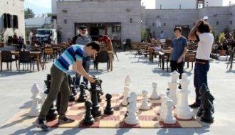 Sokakta satranç var - Vitrin Haber