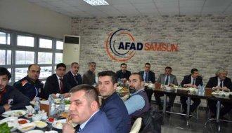 AFAD'dan istişare toplantısı