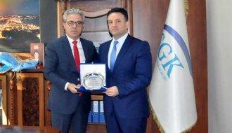 Sinop SGK'da görev değişimi
