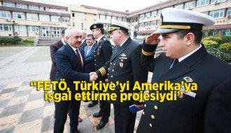 İçişleri Bakan Yardımcısı Ersoy Sinop'ta konuştu