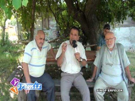 Yöremiz Töremiz   Sinop Erfelek 23 08 2015 Yayını 1 Bölüm