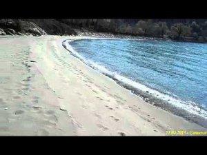 20130425 Ayancık Çamurcu tabii plajı