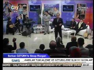 Çay Tv Serkan Öztürkle Sinop Rüzgarı - Abdullah Karaman - 1