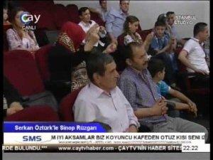 Çay Tv Serkan Öztürkle Sinop Rüzgarı Kardeşler Davul Zurna Ekibi