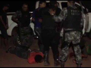 TV CAPITAL SINOP - Tiroteio, perseguição e prisão dos assaltantes tudo acompanhado pela nossa Equipe