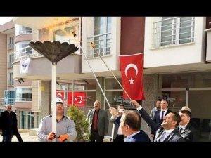 Sinop doğalgazında ilk ateş yandı